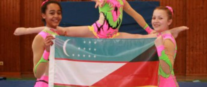 Usbekistan tritt bei den NWD an!