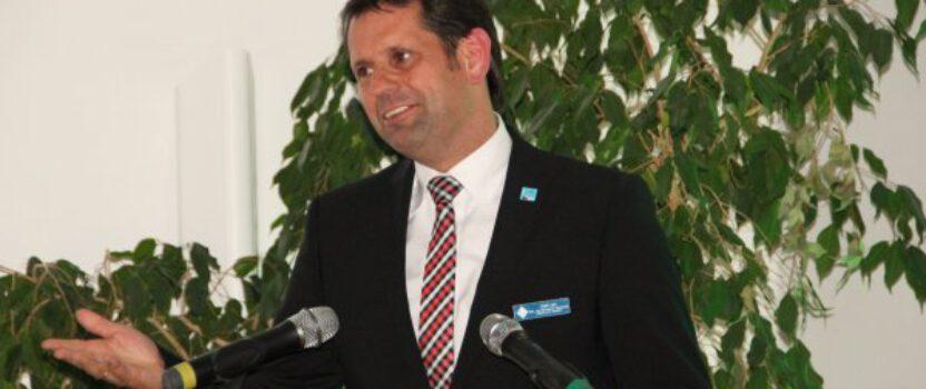 Minister Lies übernimmt Schirmherrschaft!