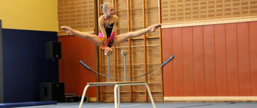 Zwei Titelgewinne für die Sportakrobaten des TSR Olympia Wilhelmshaven