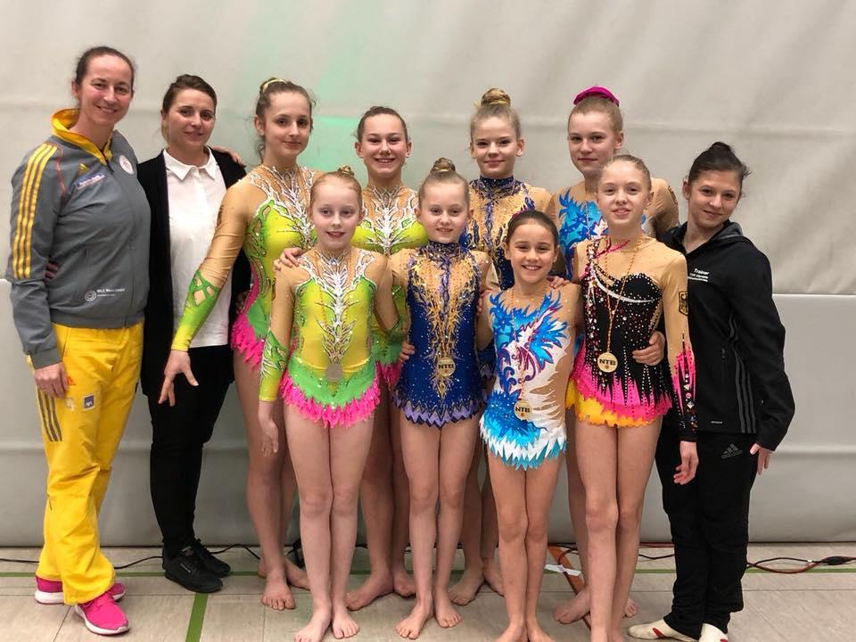 Erfolgreiche Landesmeisterschaften in Oldenburg