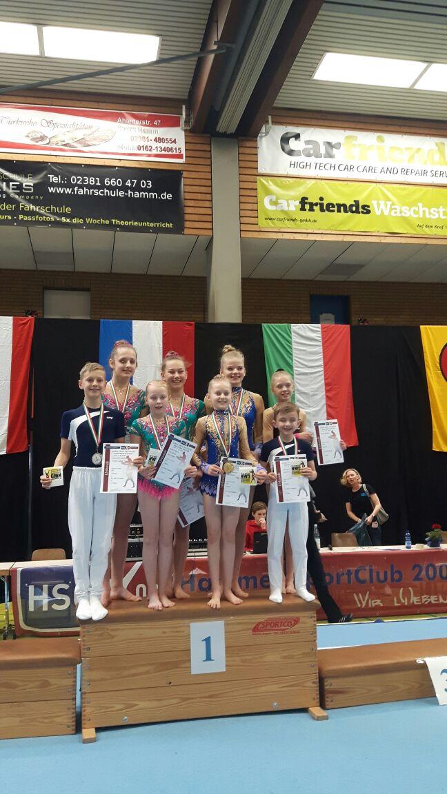 Ergebnisse Nordwestdeutsche Meisterschaften 2018
