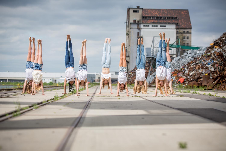 Deutsche Meisterschaften der Sportakrobatik 2019 in Wilhelmshaven