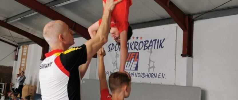 Mikko und Thorne im Bundeskader